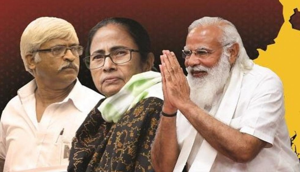 West Bengal election result LIVE: TMC leads in 191; BJP in 97;