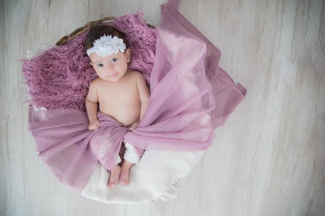 Bebê de 2 meses