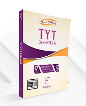 KAREKÖK 12 ADET TYT DENEMESİ PDF İndir