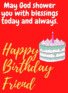 short and simple happy birthday wishes for friend