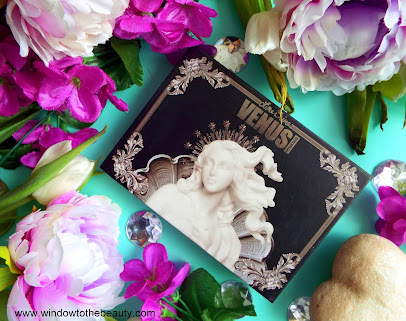 Lime Crime Venus Immortalis Palette  Review & Swatches
