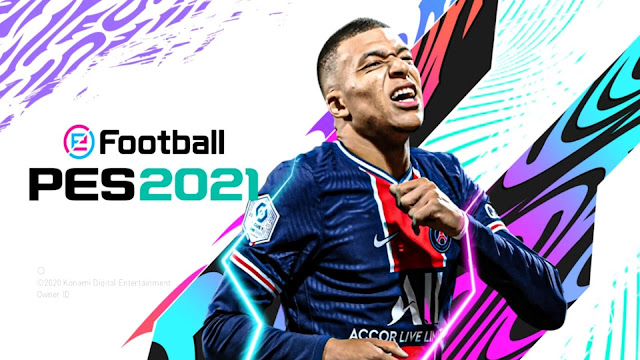 PES 2021 Mobile Latest Version New Patch Android Full Original Logo and Kits High Graphics Apk+Obb