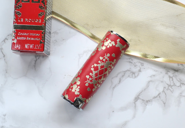 Givenchy Lunar New Year Prisme Libre and Le Rouge Review and Swatches