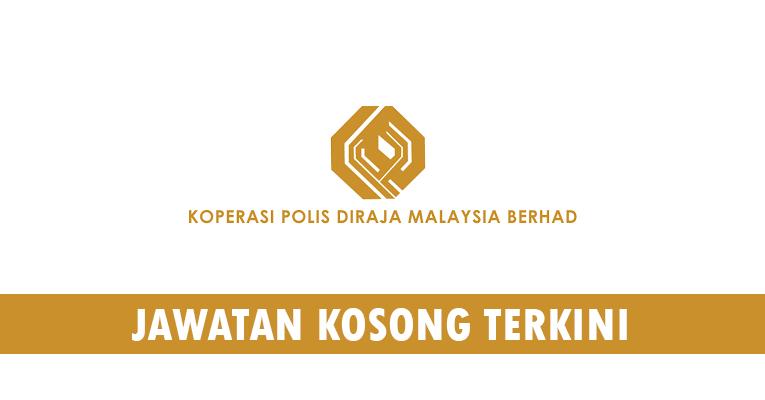 Kekosongan terkini di Koperasi Polis DiRaja Malaysia Berhad