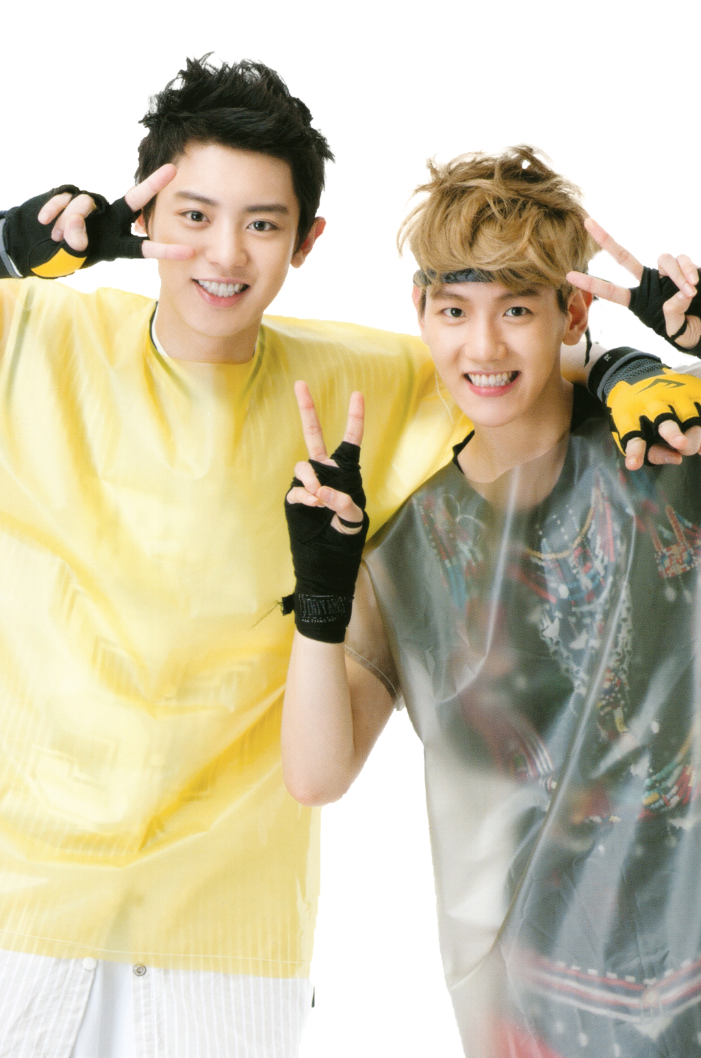 Putri S Blog Fakta ChanBaek Exo Couple
