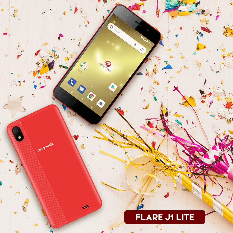 Cherry Mobile Flare J1, S7 Mini, and S7 Lite now available in stores