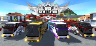 Bus Simulator Indonesia Mod Apk Versi Terbaru