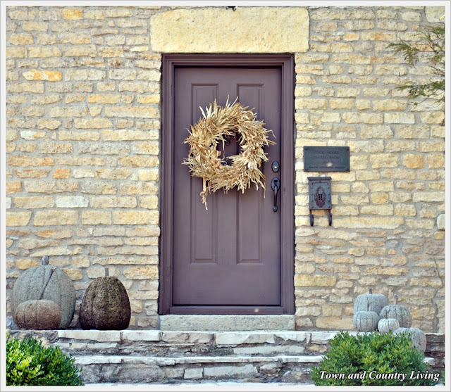 Flirtatious Front Doors Town Amp Country Living
