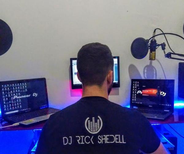 Dj Rick Shedell inaugura primeiro estúdio digital de Japi