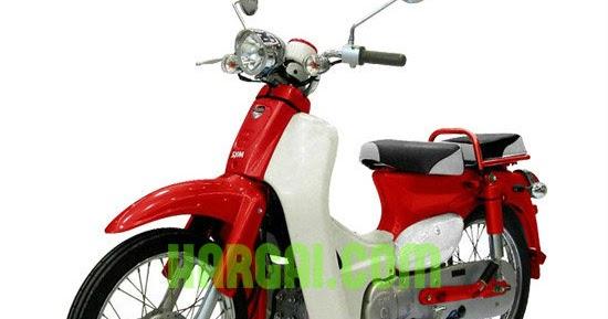 Daftar Harga Sepeda Motor HONDA Semua Tipe Terbaru AGUSTUS