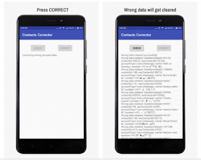 There is a strange issue observed on Mi Redmi phones where contact numbers are getting me Solution to contacts getting merged randomly with each other on Android Phones | Contacts Corrector