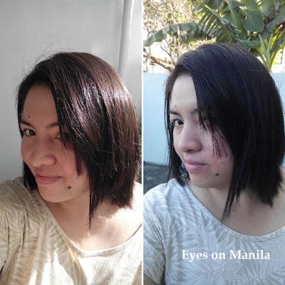 L'oreal hair under the sun