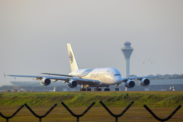 Airbus A380 Malaysia Airlines