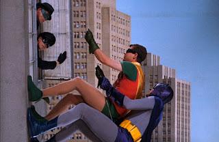 Cameo Bruce Lee en la serie Batman