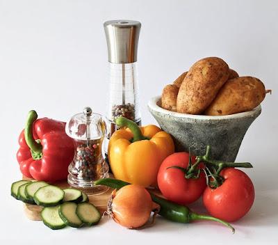 ingredientes de la cocina de la abuela