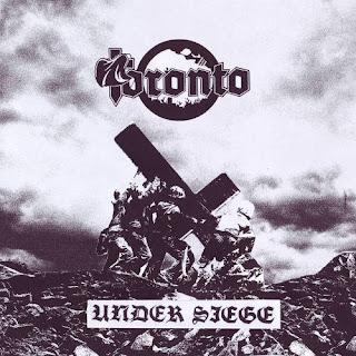 """Το album των Tøronto """"Under Siege"""""""