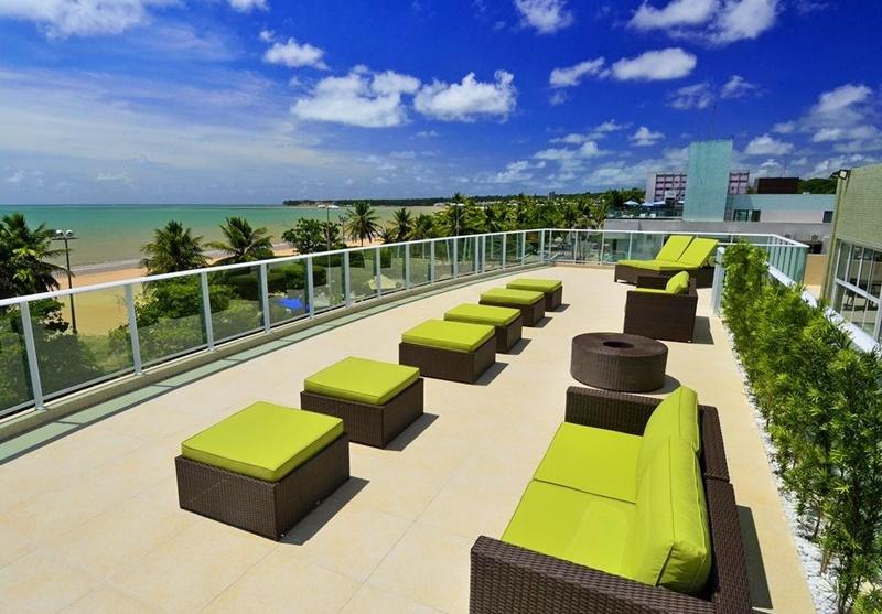 Melhor hotel de praia em João Pessoa
