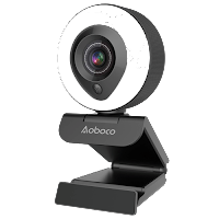 Aoboco Webcam for HD Stream - Ideal for gaming