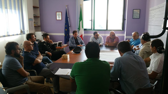 Agricoltura: si è riunito il tavolo tecnico con le Forze dell'Ordine ed i Comuni di San Severo, San Paolo Civitate, Apricena e Torremaggiore