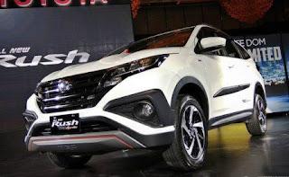 Hình ảnh chi tiết Toyota Rush 2018