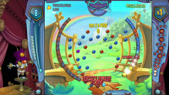 Peggle 2 Coming to Xbox Game Pass