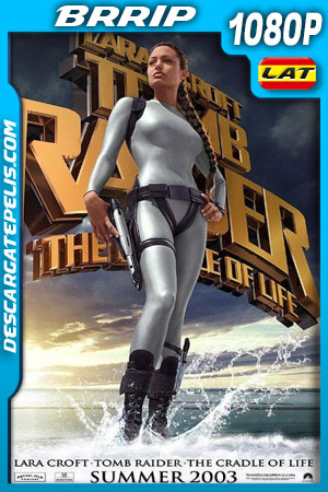 Lara Croft Tomb Raider 2 (2003) 1080p BRrip Latino – Ingles