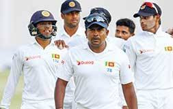 Herath caps series sweep with 13-for