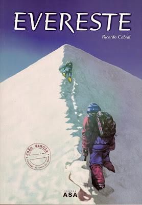Evereste, de Ricardo Cabral