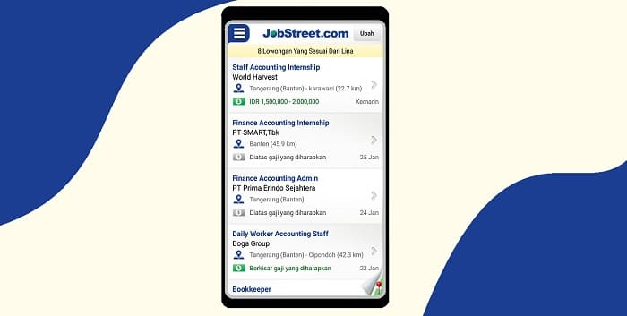 Cara Mengganti Email JobStreet Untuk Melamar Kerja