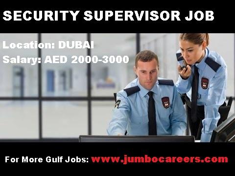 latest security job vaccines in dubai, security jobs in UAE latest