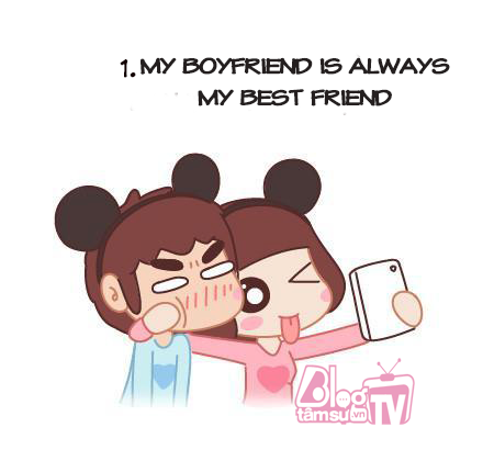 This Is The Reason Why Having A Boyfriend Feels Good!