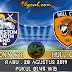 Prediksi Skor : Preston North End vs Hull City 28 Agustus 2019