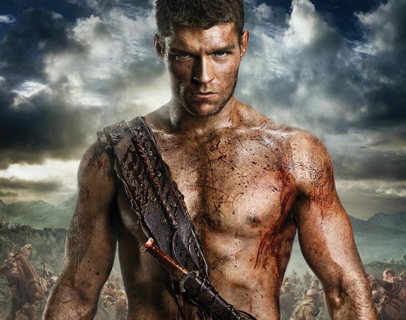 1click4you Spartacus Vengeance Season 3 TV Series