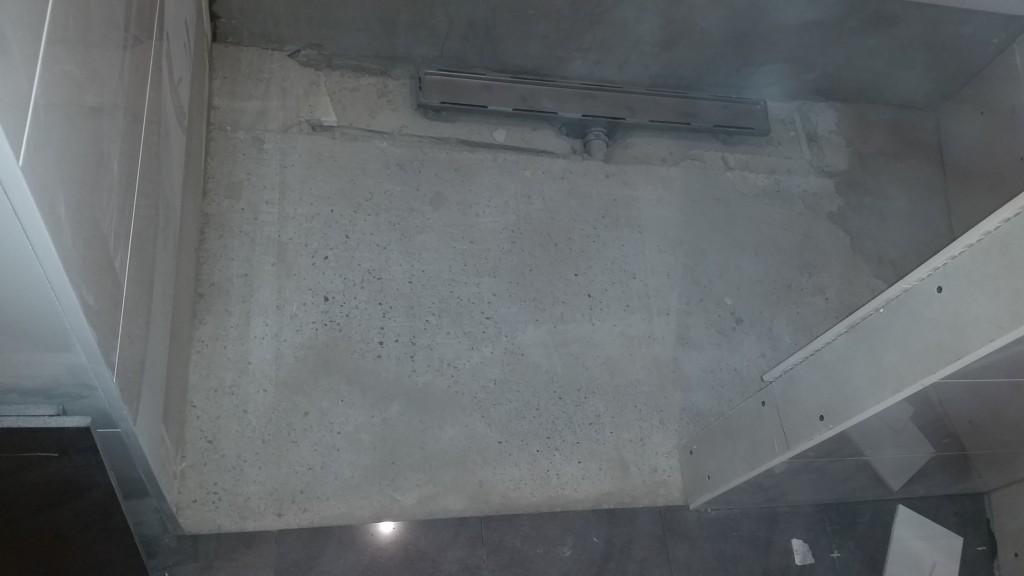 Dusche Ablaufrinne Undicht : Bäder renovierungen fliesenleger ...