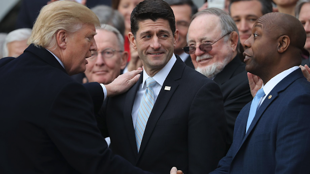 Poll: Most Americans now support GOP tax law