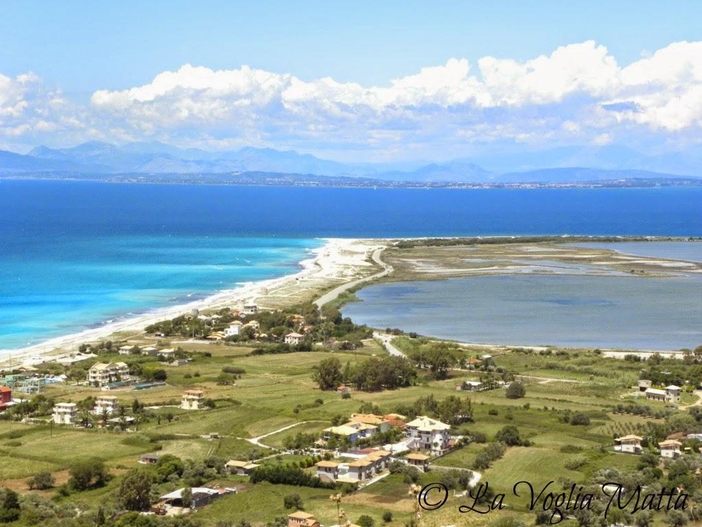 Agios Joannis Lefkada Grecia