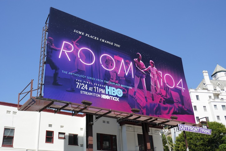 Room 104 final season 4 billboard