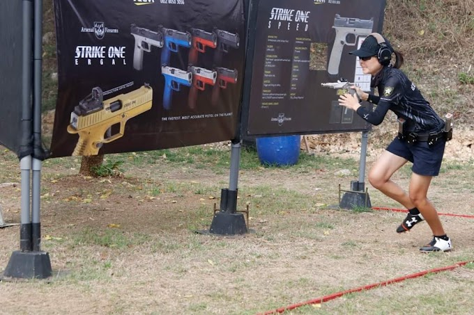 169 Petembak Indonesia Berlaga di Commissioner of Bali Police Tournament & Handgun 2019