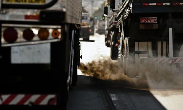 Emissões mundiais de dióxido de carbono caem 7%; saiba o motivo