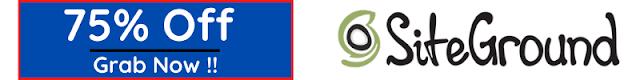 siteground web hosting 75%2525 discount 2020