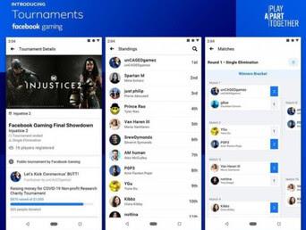 Fitur Facebook Gaming Untuk Para Gamer Membuat Turnamen eSport