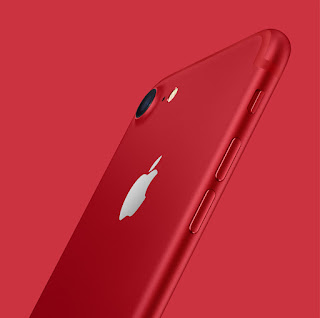 iPhone 7 and 7 Plus red color variants. (Photo: The Verge) updetails.com