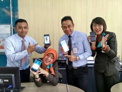 Aplikasi YAP bank BNI