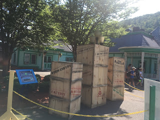 Lake Compounce New 2020 Ride Hint Crates