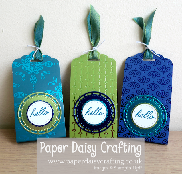 Nigezza Creates with Paper Daisy Crafting Noble Peacock