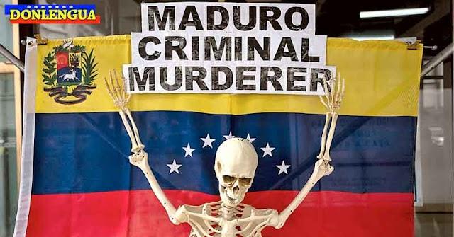 DESCUBREN EL AGUA | Misión de la ONU dice que se cometen crímenes de lesa humanidad en Venezuela