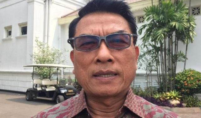 Moeldoko: Mengapa Harus Ada FPI? Sorry ya, Tuhan Kok Dibela