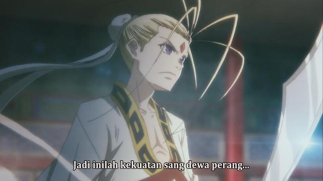Saiyuuki Reload Blast Episode 05 Subtitle Indonesia