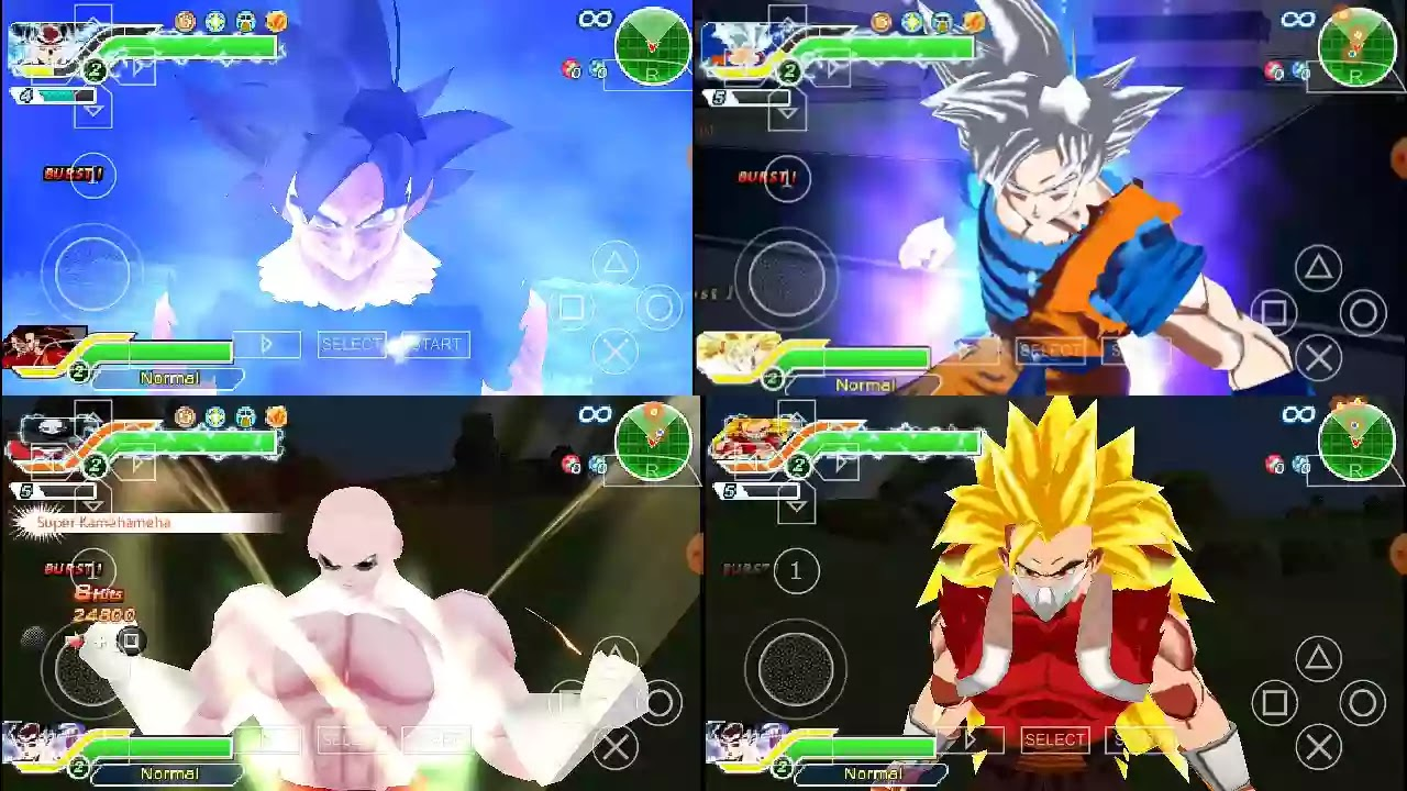 Kanba Vs Goku Mastered Ultra Instinct
