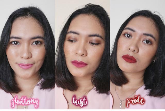 rekomendasi lipstik matte lokal Indonesia
